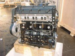Motor Volkswagen nuevo